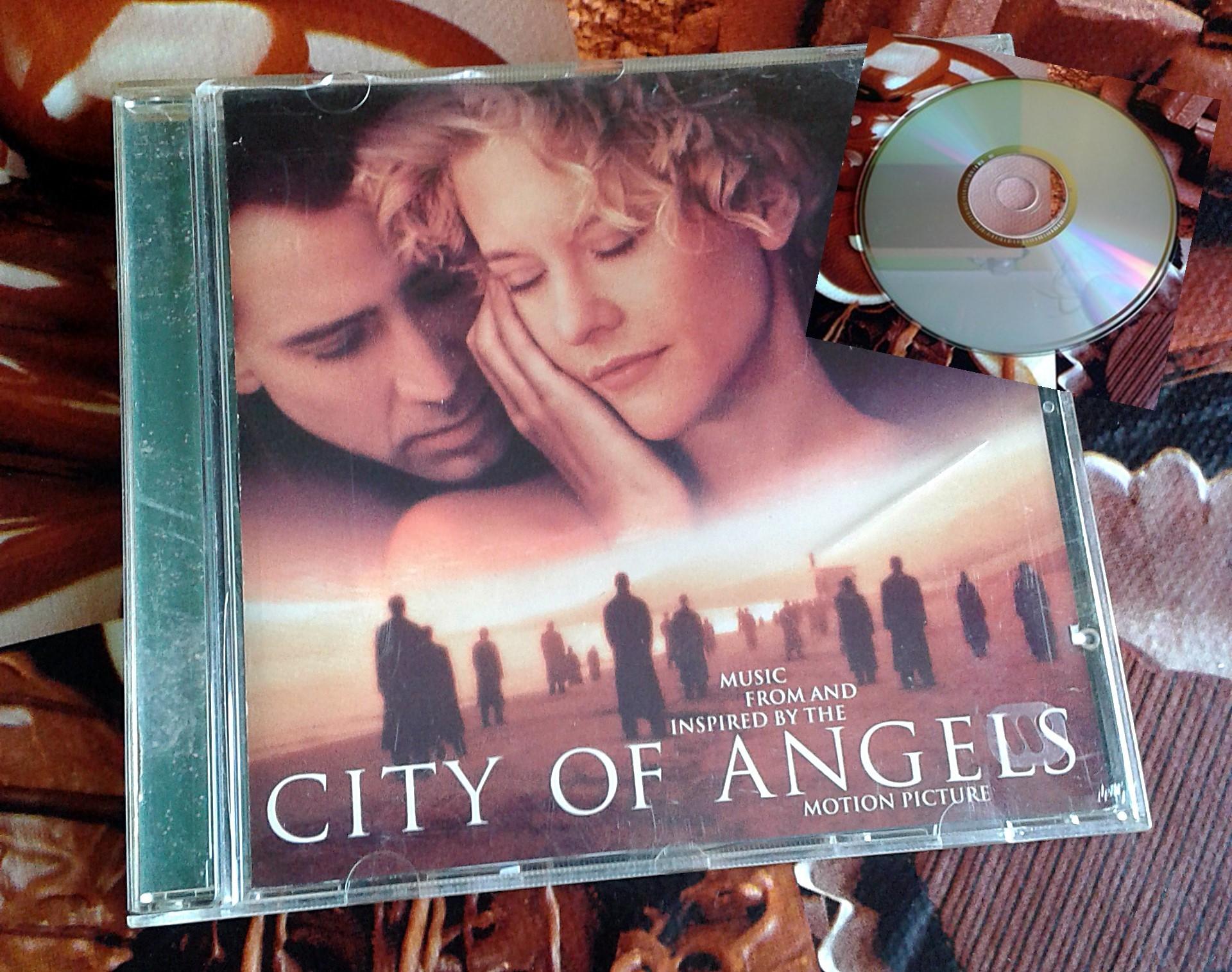 płyta city of angel