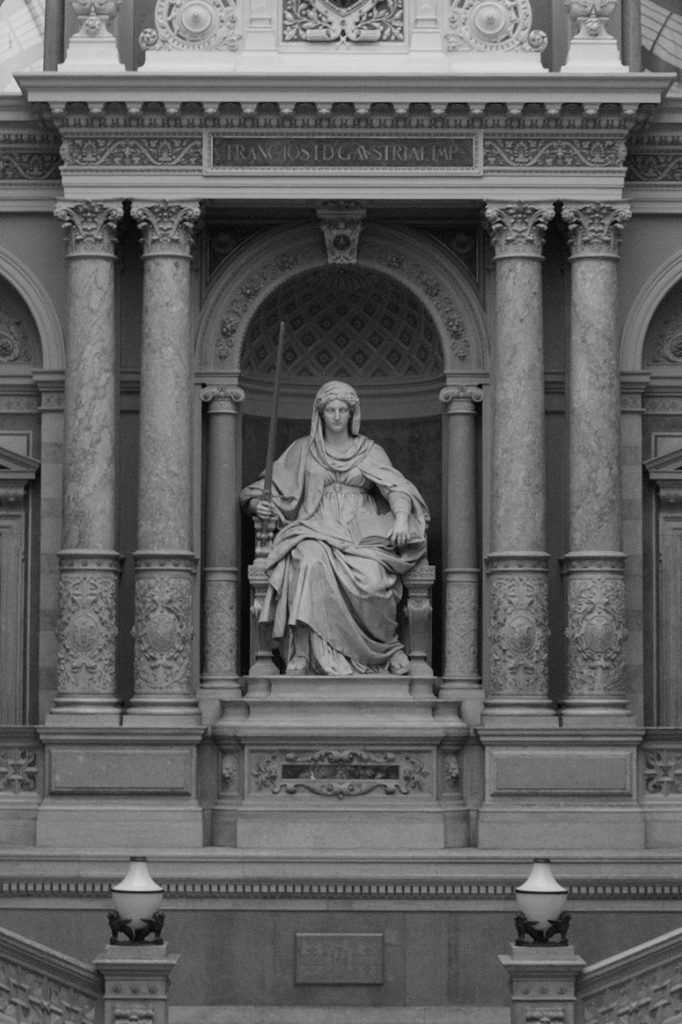 iustita pałac sprawiedliwości wiedeń justiz palast