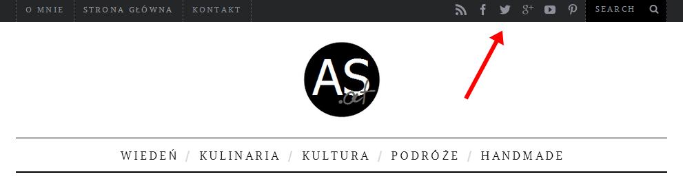 ikony odsyłające annasikora.at