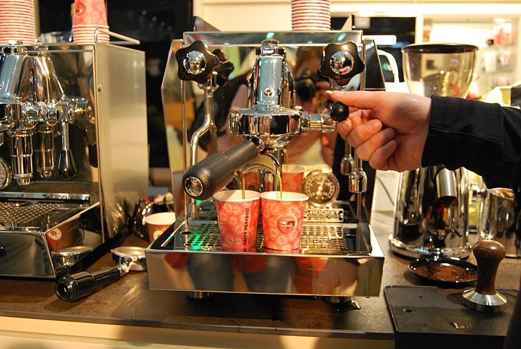Najlepsza kremowa kawa jaką piłam!