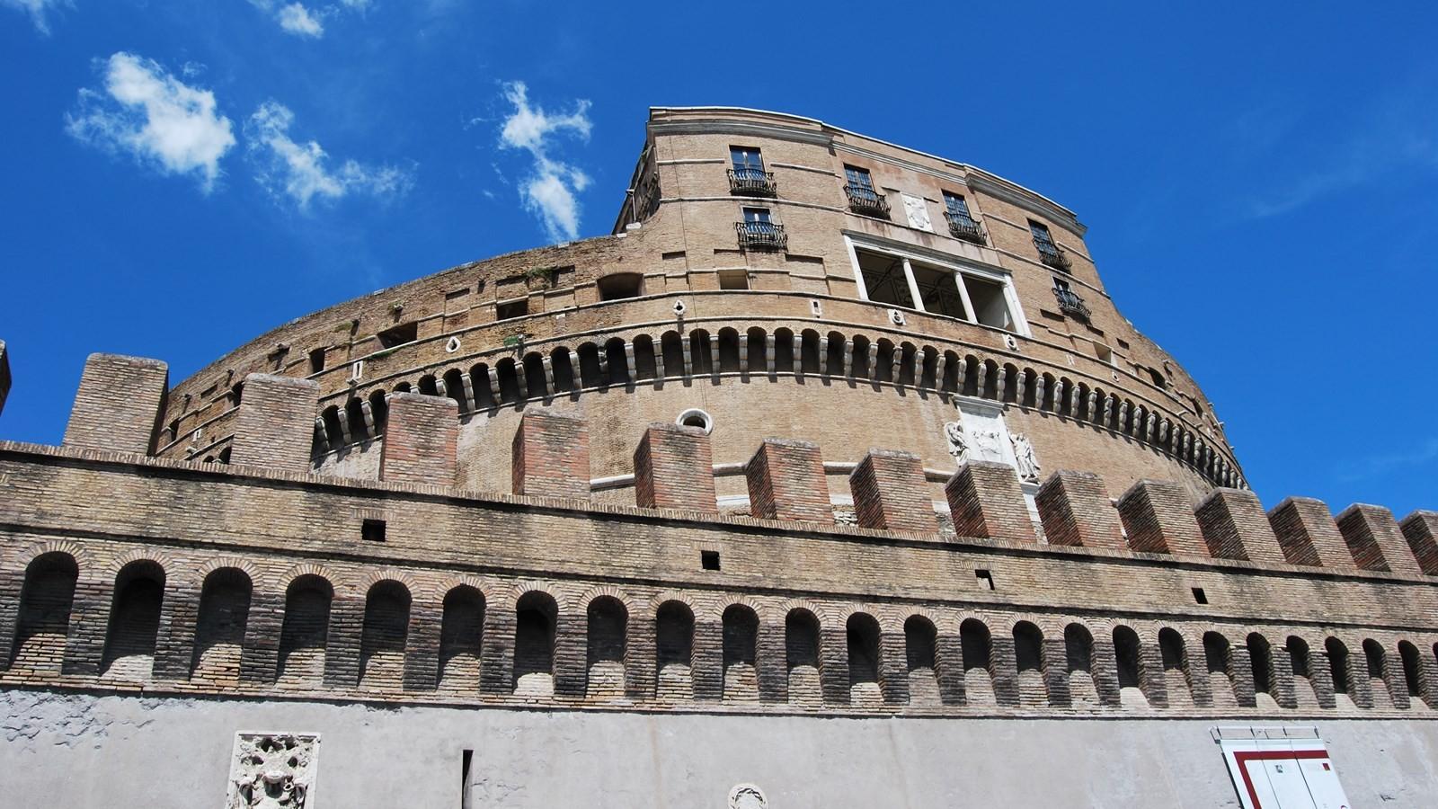 Castel Sant'Angelo 1600