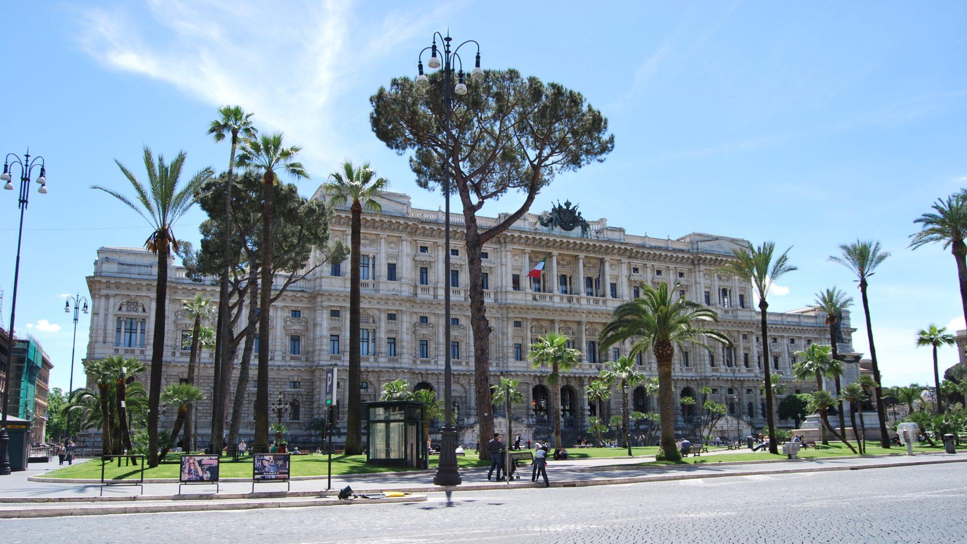 Piazza Cavour Tribunal