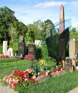 zentralfriedhof falco
