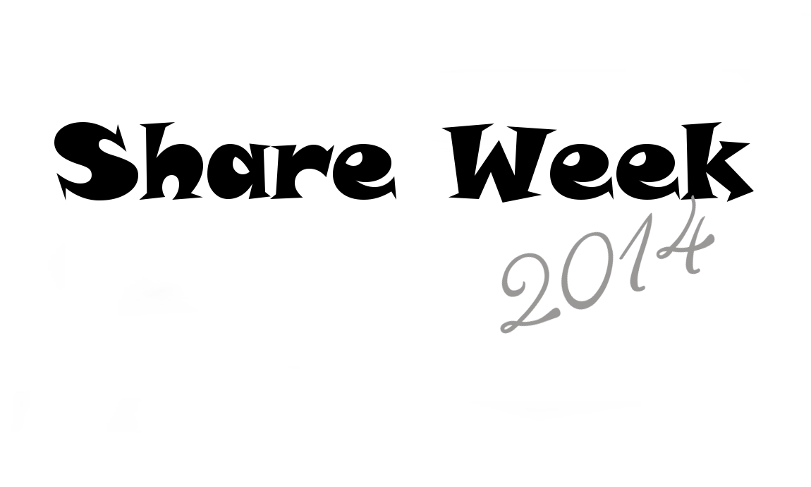 Share week 2014 by me
