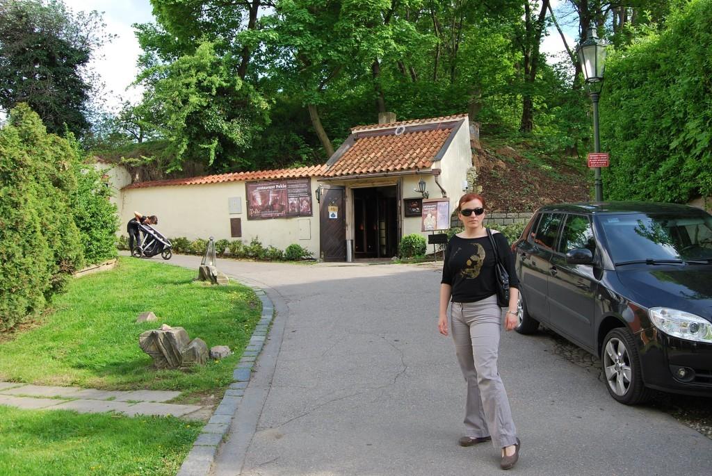 Idę do Piekła, czyli restauracja w okolicy opactwa