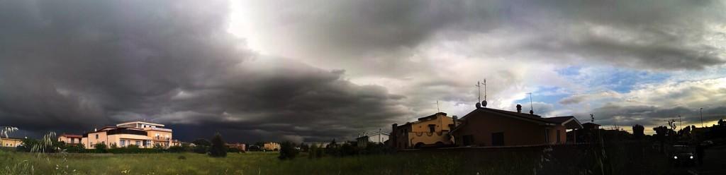 Burza w Ostii