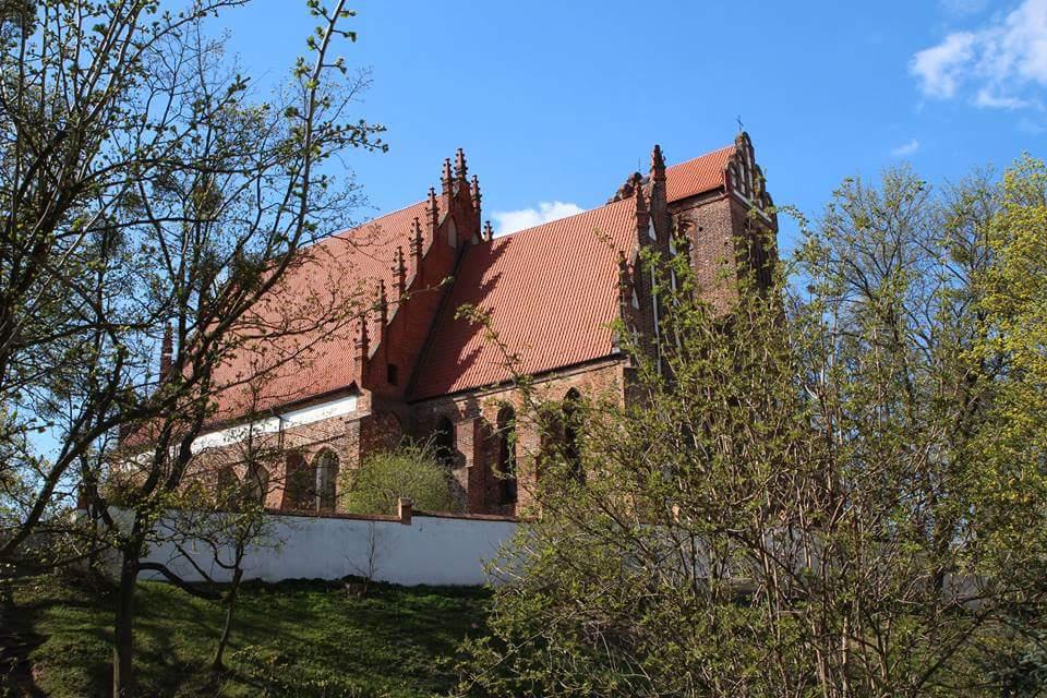 Kościół Przemienienia Pańskiego tzw. Czerwony w Iławie