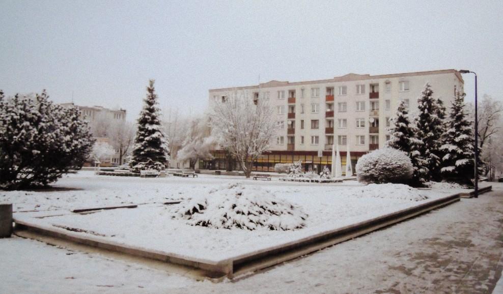 Stare Miasto w Iławie