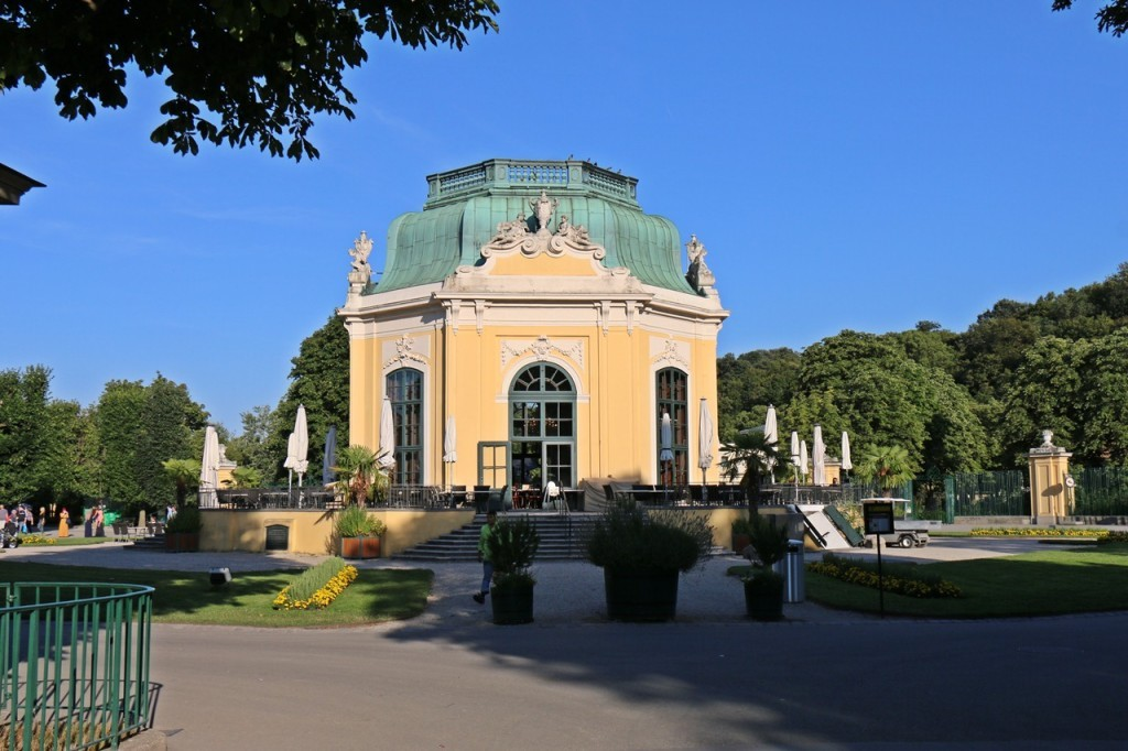pavilon zoo