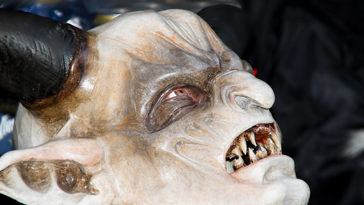 Stwory, potwory i postacie baśniowe z Austrii