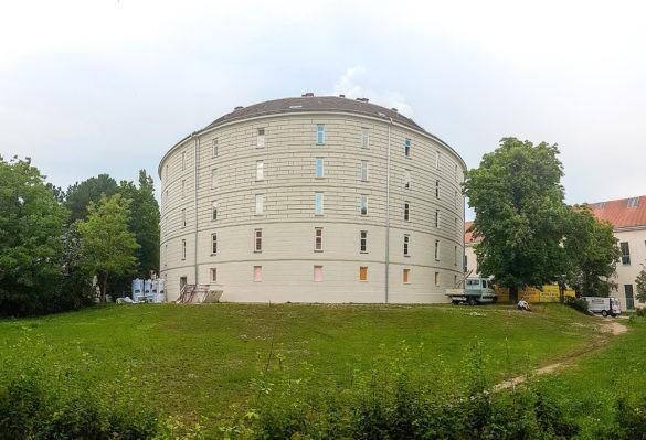 narrenturm wieża wariatów wiedeń