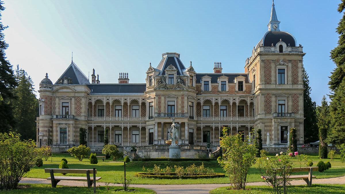 Miejsce powstałe z nadziei – Hermes Villa i Lainzer Tiergarten
