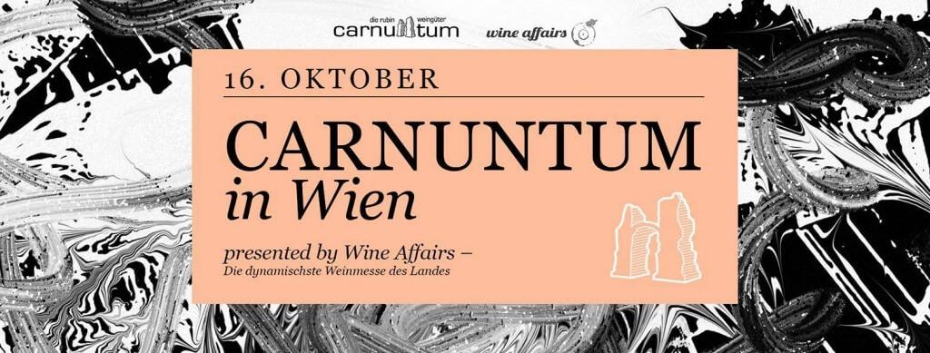 wydarzenia wiedeń październik 2018 carnuntum degustacja