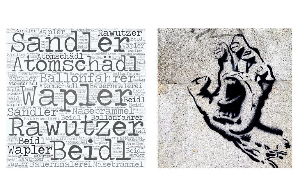 Depp, czyli austriackie przekleństwa i wulgaryzmy