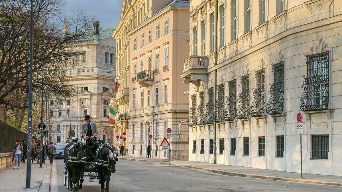 Wydarzenia w Wiedniu, czerwiec 2019